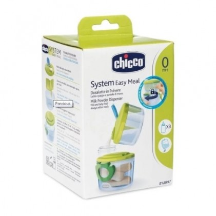 chicco Easy Meal Insulating Container for Baby Food System_2