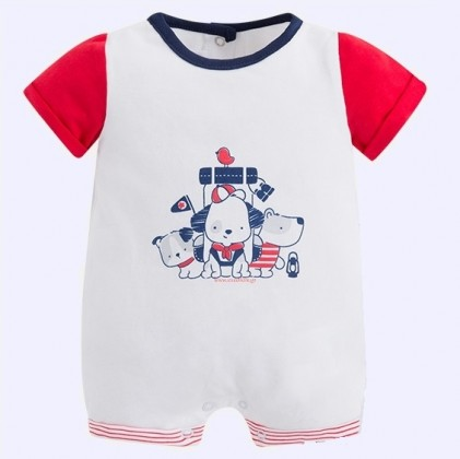 mayoral baby boy short pyjamas Colour red