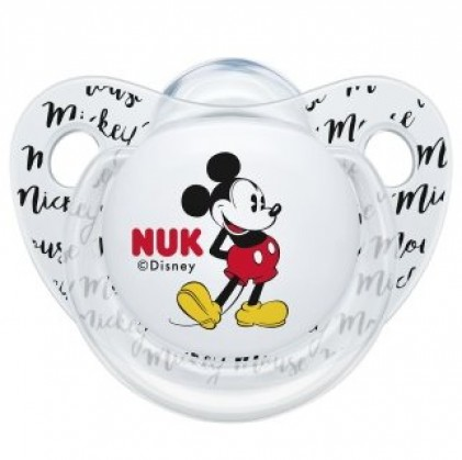 nuk shother mickey white
