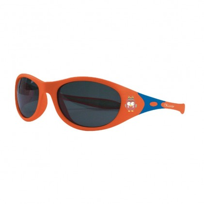 chicco sunglasses 24m+ orange for baby boy