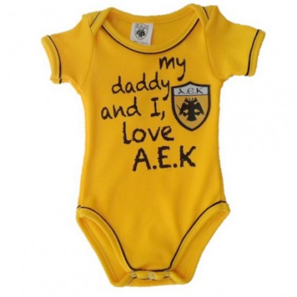 underwear AEK yellow