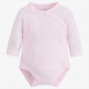 infant long sleeve lingerie