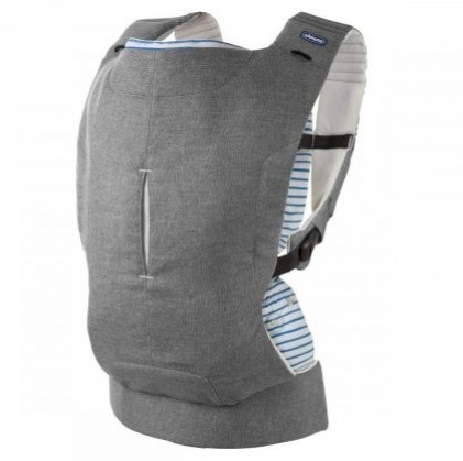 Chicco myamaki complete Grey Stripes