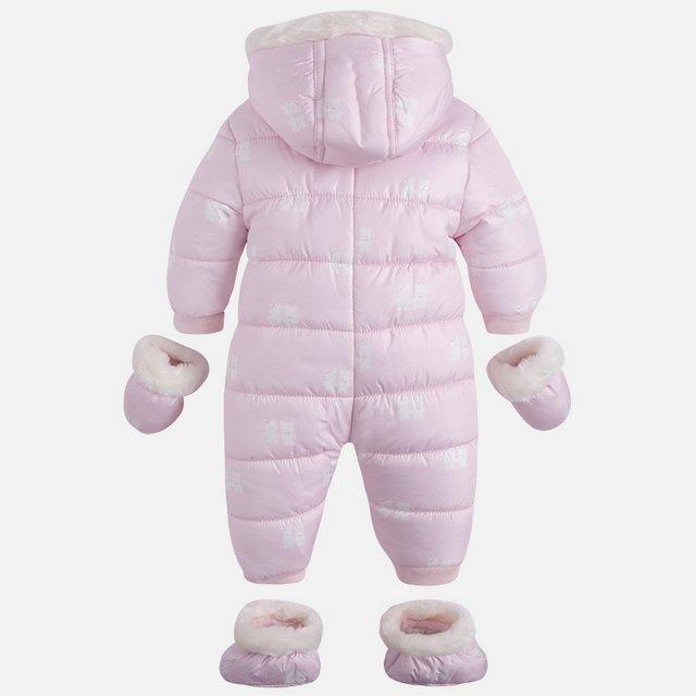 Φόρμα εξόδου mayoral αδιάβροχη με γουνάκι ροζ - Ρουχαλάκια - EXCELLENT 08a03a885e3