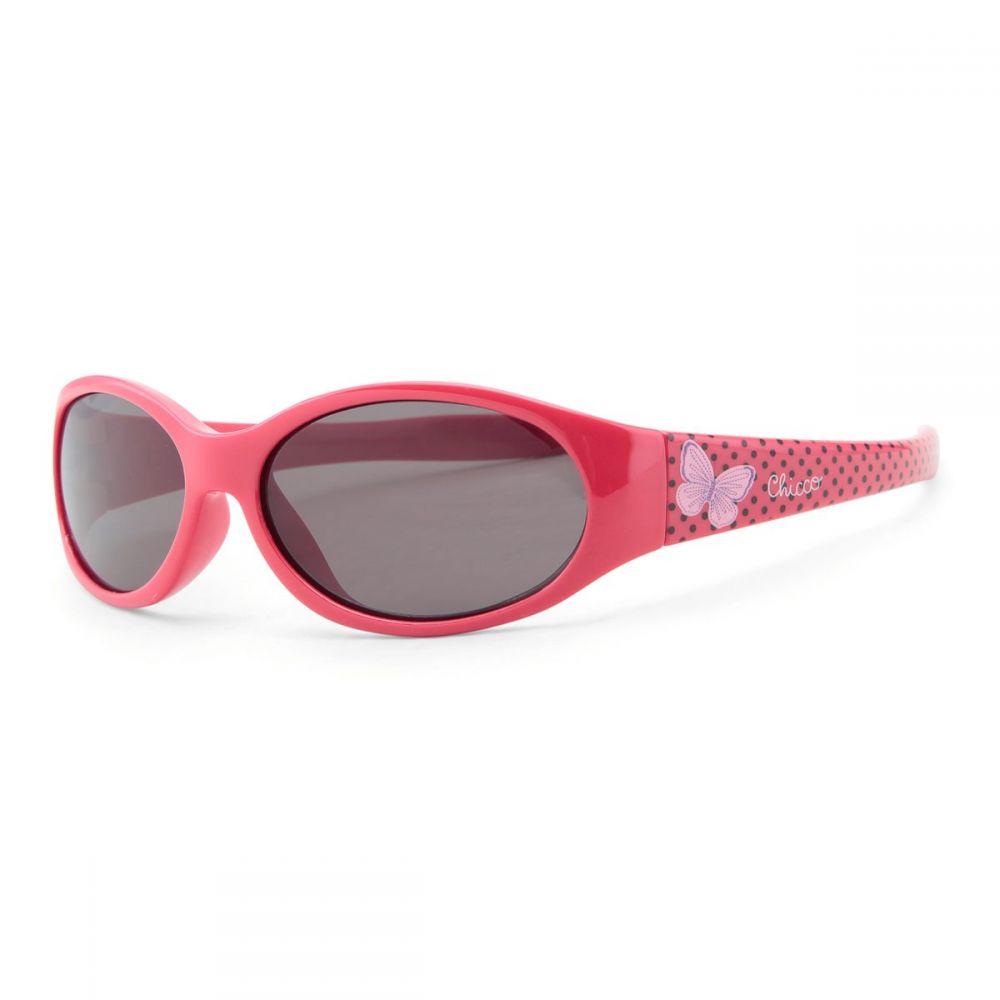 123cab6a9b Γυαλιά ηλίου chicco κόκκινα 12m+ για κορίτσι - Μεταφορά - Excellent