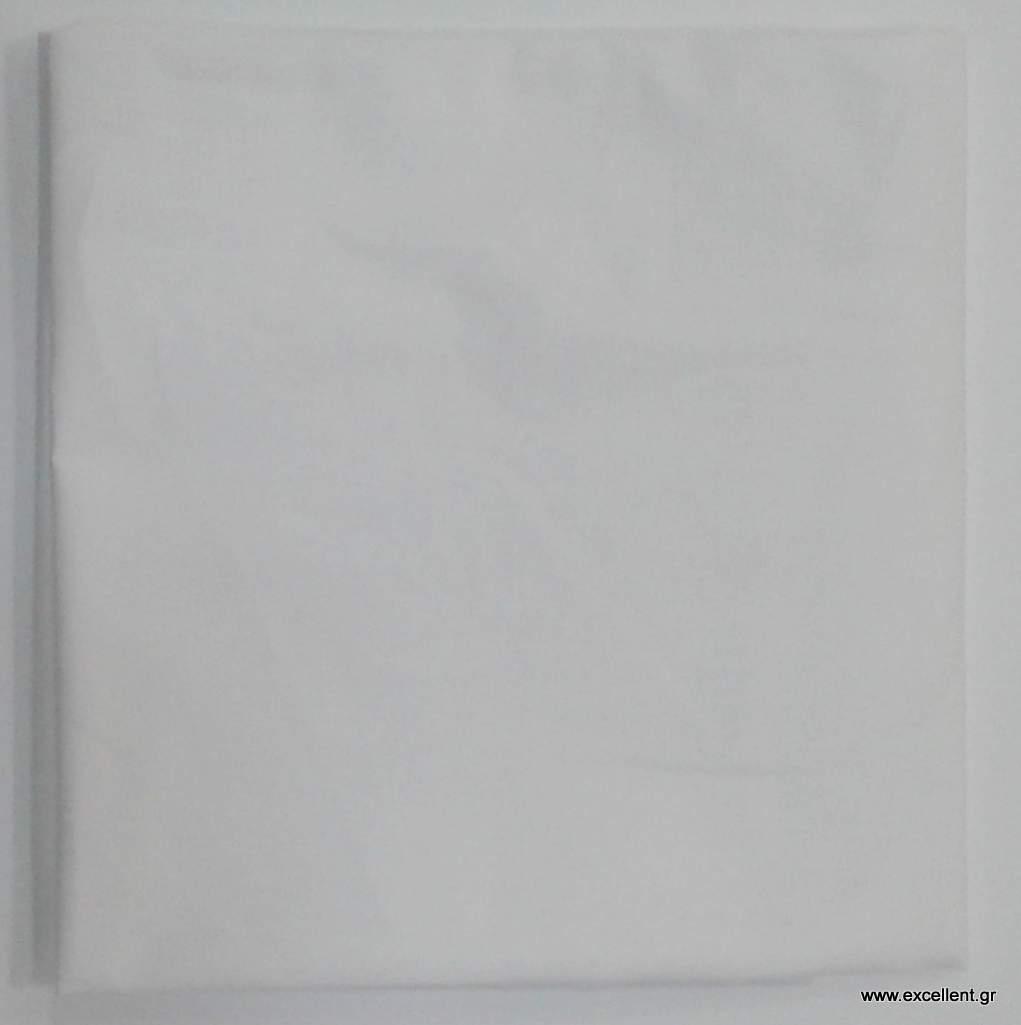 Πάνα αγκαλιάς χασέ λευκή χωρίς κέντημα - Προίκα μωρού - EXCELLENT 97fa4637d38