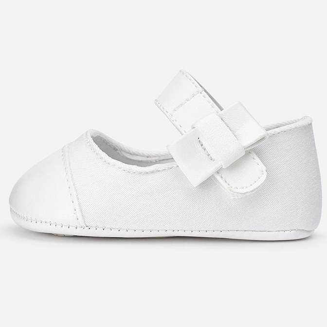 37bc14c84fde mayoral toe mary shoes white for pre-walking - baby clothes - EXCELLENT